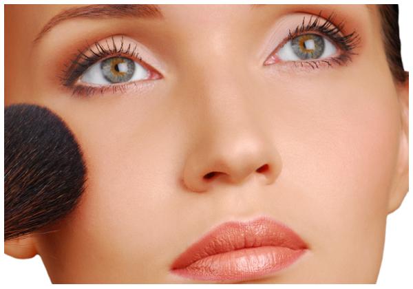 blush-makeup-face