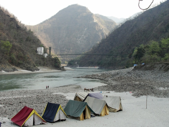 camping in rishikhesh