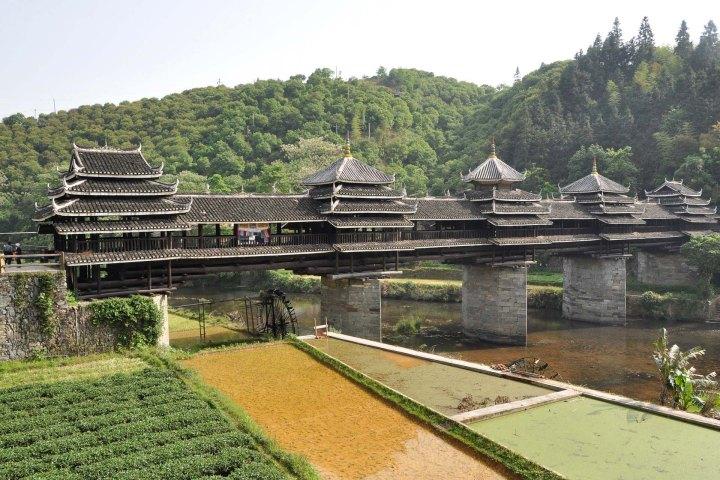 Chengyang-Wind-Rain-Bridge-China