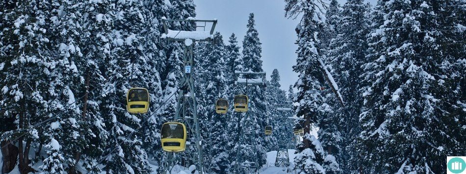 Gondola-in-Gulmarg-in-winter