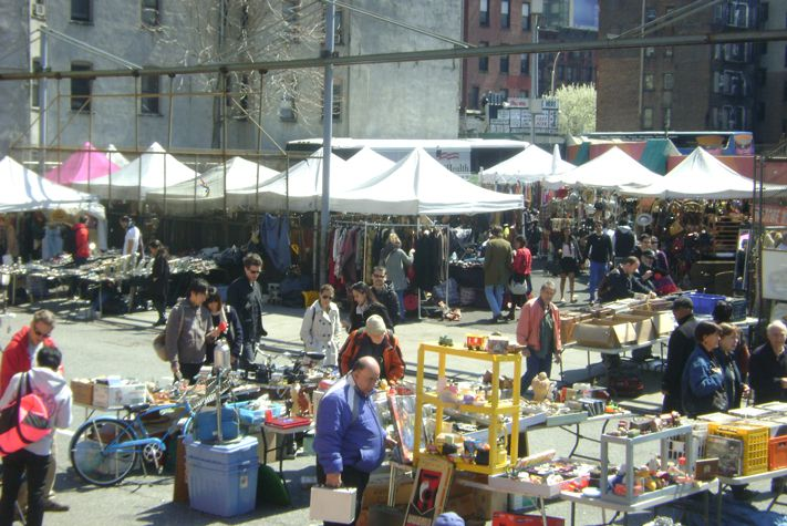 Hell S Kitchen Nyc Flea Market