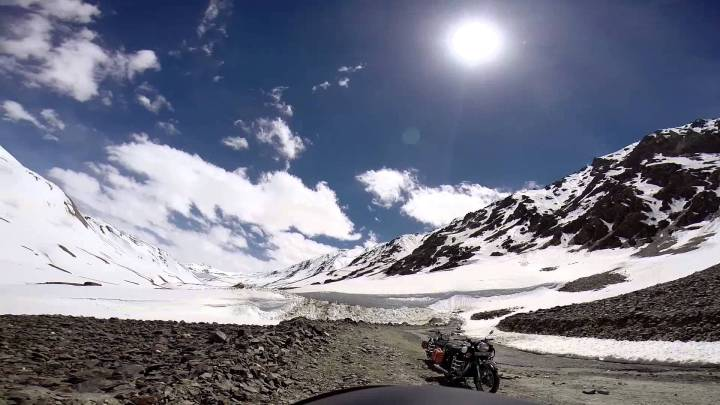 malai to leh on bike