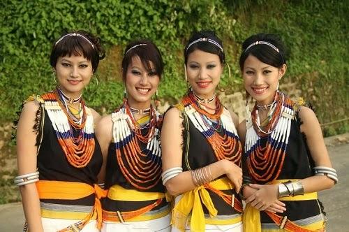 Mizoram girls