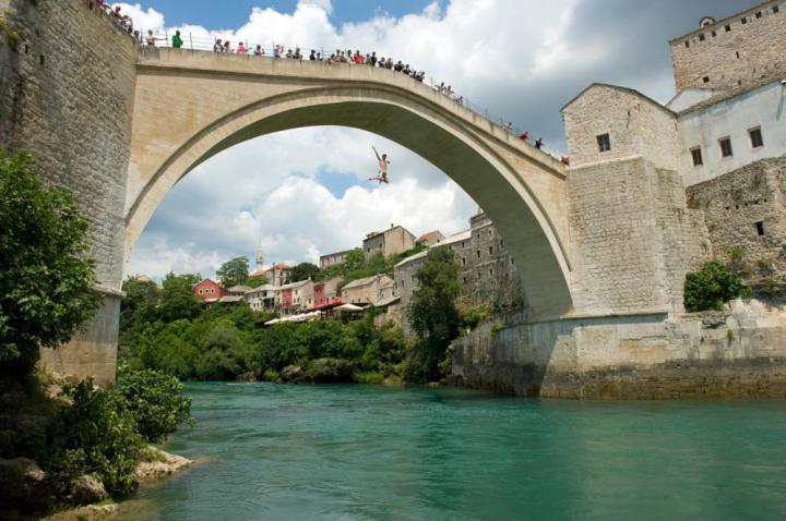 Mostar_Brückenspringer_Trevor