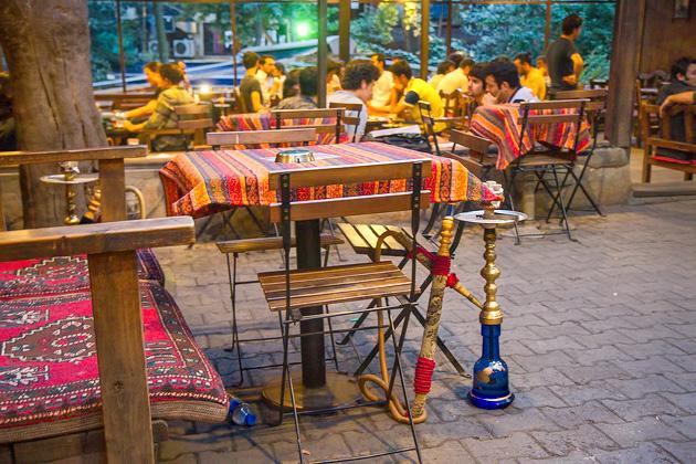 Nargile Cafe Istanbul