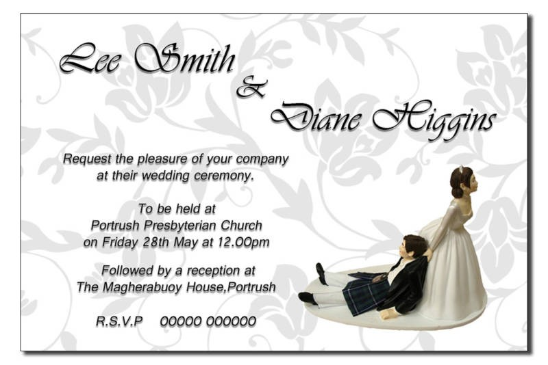 Electronic Wedding Invitation: 12 Ways To Conduct An Elegant Wedding Without The High