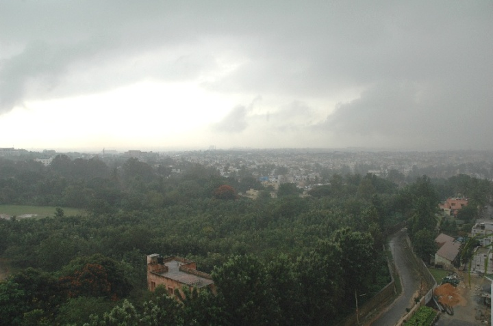Bangalore Rains 1