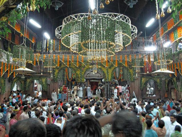 bankey-bihari-temple-timing