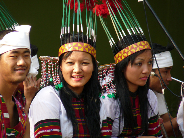 mizo_people_india